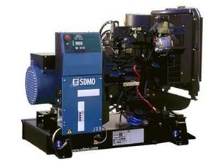 SDMO j33 (26.4 кВт)