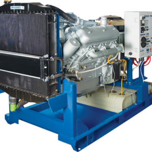 Дизельный генератор (электростанция) АД-60