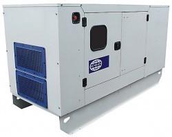 Дизельный генератор FG Wilson F125-1 в кожухе с АВР