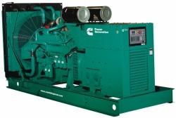 Дизельный генератор Cummins C1100D5 с АВР