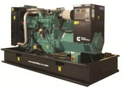 Дизельный генератор Cummins C200D5e с АВР