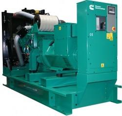 Дизельный генератор Cummins C275D5 с АВР