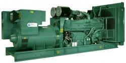 Дизельный генератор Cummins C400D5 с АВР