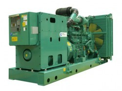 Дизельный генератор Cummins C1100D5