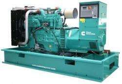Дизельный генератор Cummins C350D5 с АВР