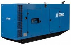 Дизельный генератор SDMO D830IV в кожухе