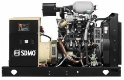 Газовый генератор SDMO GZ125