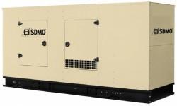 Газовый генератор SDMO GZ150-IV