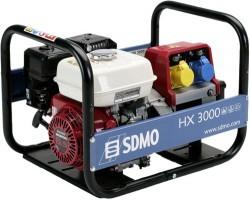Бензиновый генератор SDMO HX 3000-C (-S)