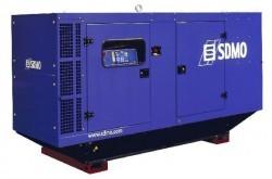 Дизельный генератор SDMO J66K в кожухе