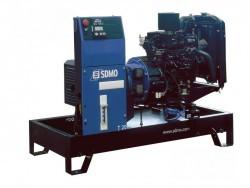 Дизельный генератор SDMO K 12