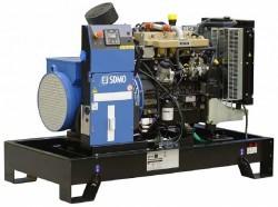 Дизельный генератор SDMO K33