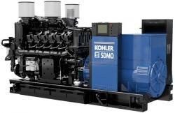 Дизельный генератор SDMO KD2800-F