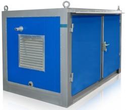 Дизельный генератор SDMO T 12KM в блок-контейнере ПБК 2
