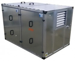 Дизельный генератор SDMO DIESEL 15000 TE XL C в контейнере