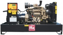 Дизельный генератор Onis VISA D 250 GO (Marelli)