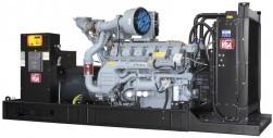 Дизельный генератор Onis VISA C 810 U (Mecc Alte)
