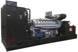 Дизельный генератор Onis VISA P 2000 U (Mecc Alte)