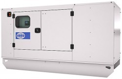 Дизельный генератор FG Wilson P55-6S в кожухе с АВР