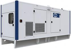 Дизельный генератор FG Wilson P715-3 в кожухе с АВР