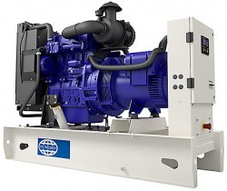 Дизельный генератор FG Wilson P16.5-6S с АВР