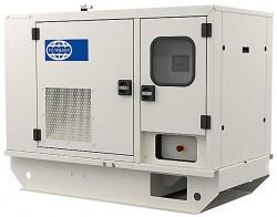 Дизельный генератор FG Wilson P11-6S в кожухе с АВР