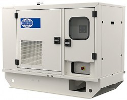 Дизельный генератор FG Wilson P13.5-6 в кожухе с АВР