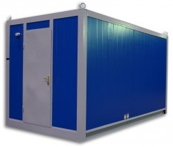 Дизельный генератор Onis VISA V 350 GO (Stamford) в контейнере