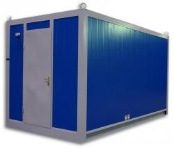 Дизельный генератор SDMO J110K в блок-контейнере ПБК 3