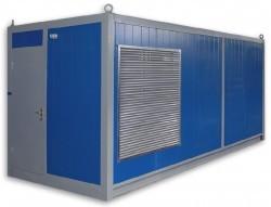 Дизельный генератор Cummins C450D5e в контейнере с АВР