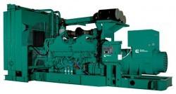 Дизельный генератор Cummins C2500D5A с АВР