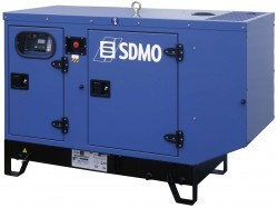 Дизельный генератор SDMO K 6M-IV