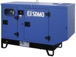 Дизельный генератор SDMO K 17M-IV
