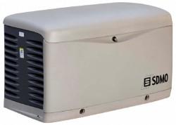 Газовый генератор SDMO RESA 20 TFR