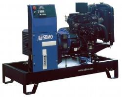 Дизельный генератор SDMO T 12K