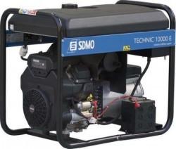 Бензиновый генератор SDMO TECHNIC 10000 E AVR C AUTO