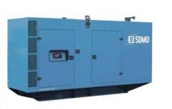 Дизельный генератор SDMO V 275C2 в кожухе