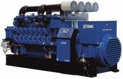 Дизельный генератор SDMO X2200C