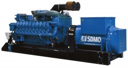 Дизельный генератор SDMO X3300
