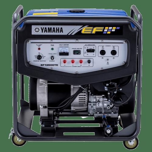 Бензогенератор YAMAHA EF 13500 TE