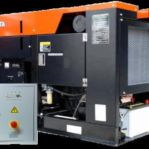 Дизельный генератор KUBOTA J112 с АВР