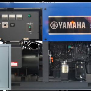 Дизельный генератор YAMAHA EDL 21000 E с АВР