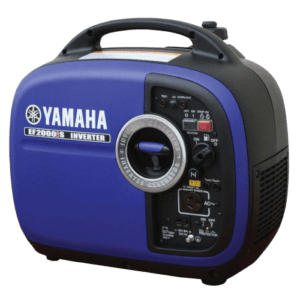 Инверторный бензогенератор YAMAHA EF 2000 iS