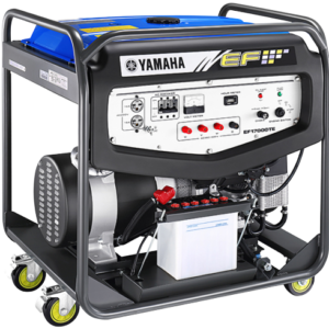 Бензогенератор YAMAHA EF 17000 TE