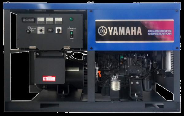 Дизельный генератор YAMAHA EDL 26000 TE