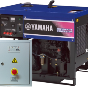 Дизельный генератор YAMAHA EDL 13000 TE с АВР
