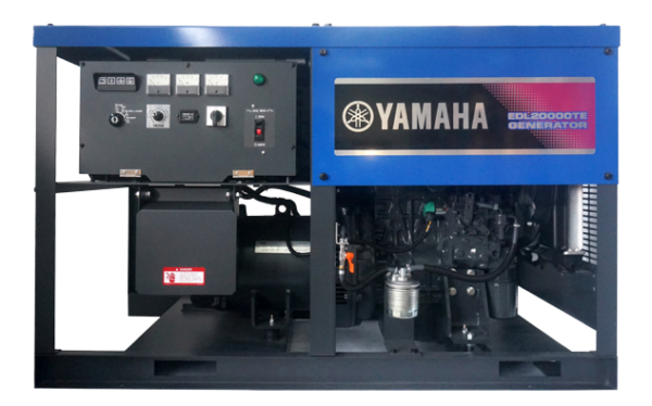 Дизельный генератор YAMAHA EDL 20000 TE