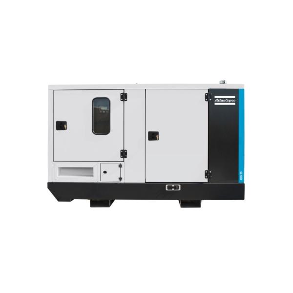 Дизельный генератор Atlas Copco QIS 35