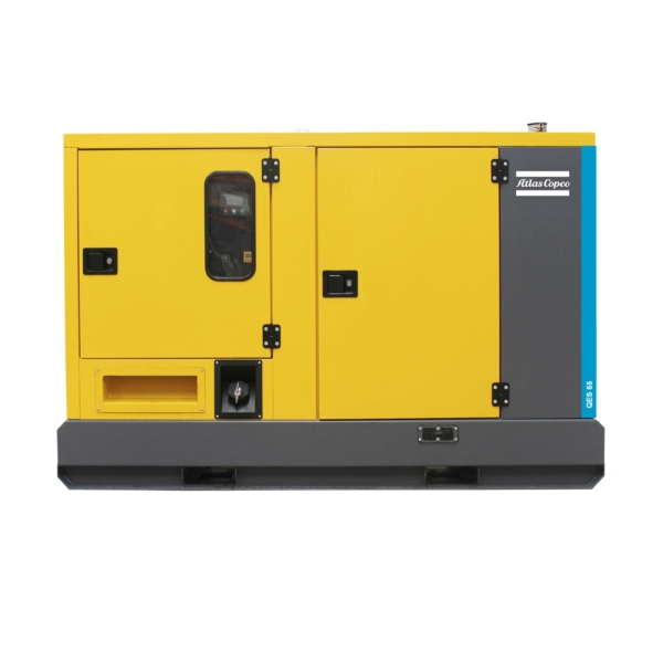 Дизельный генератор Atlas Copco QES 65