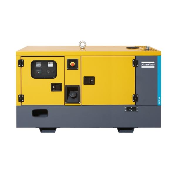 Дизельный генератор Atlas Copco QES 30 с АВР